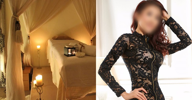 How much does an oriental massage cost in London, UK?